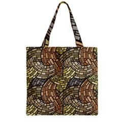 Whimsical Grocery Tote Bag