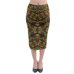 Five Seven Nine Midi Pencil Skirt