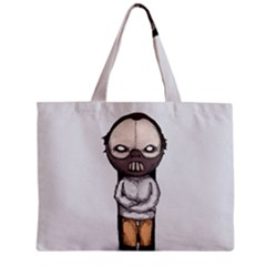 Dr. Lecter Zipper Mini Tote Bag