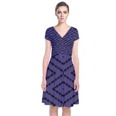 Wi Fy Wrap Dress