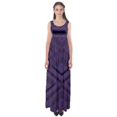 SLAVE Empire Waist Maxi Dress