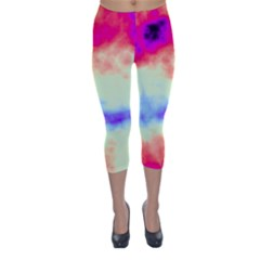 Calm Of The Storm Capri Winter Leggings