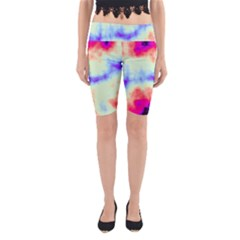 Calm Of The Storm Yoga Cropped Leggings