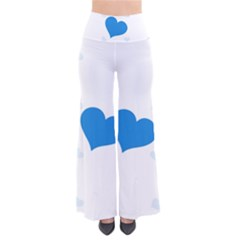 Blue Hearts Pants