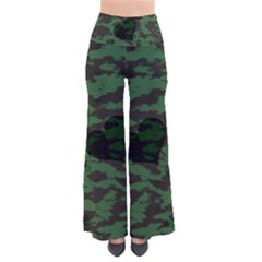 Green Camo Hearts Pants