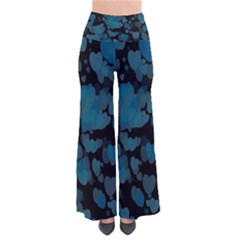 Turquoise Hearts Pants