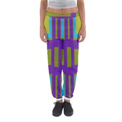 Angles and shapes                                                 Women s Jogger Sweatpants