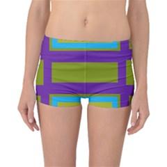 Angles and shapes                                                 Boyleg Bikini Bottoms