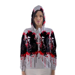 Bangarang Hooded Wind Breaker (Women)