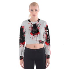 Bangarang Women s Cropped Sweatshirt