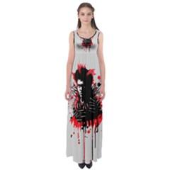 Bangarang Empire Waist Maxi Dress