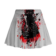 Bangarang Mini Flare Skirt