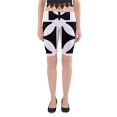 Cross Yoga Cropped Leggings