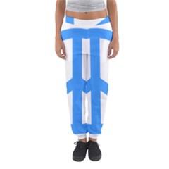 Blue Peace Women s Jogger Sweatpants