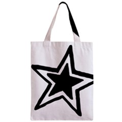 Double Star Classic Tote Bag