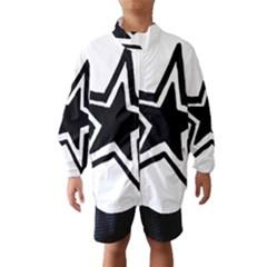 Double Star Wind Breaker (kids)