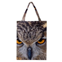 Great Horned Owl 1 Classic Tote Bag