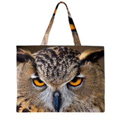 Great Horned Owl 1 Large Tote Bag