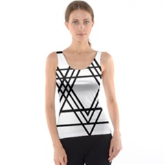 Triangles Tank Top