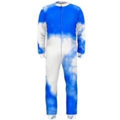 Blue Cloud OnePiece Jumpsuit (Men)