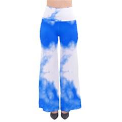 Blue Cloud Pants