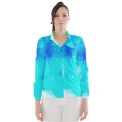 Turquoise Sky  Wind Breaker (women)