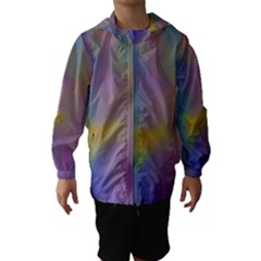 Mystic Sky Hooded Wind Breaker (Kids)