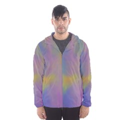 Mystic Sky Hooded Wind Breaker (Men)