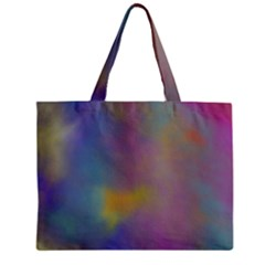 Mystic Sky Zipper Mini Tote Bag