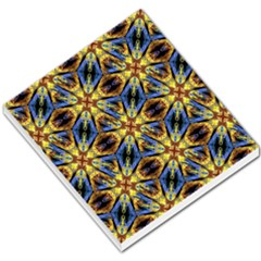 Vibrant Medieval Check Small Memo Pads