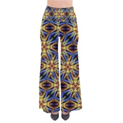 Vibrant Medieval Check Pants