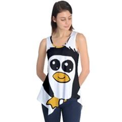 Chibii Penguin Sleeveless Tunic