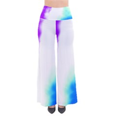 Pink White And Blue Sky Pants