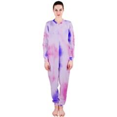 Pink N Purple OnePiece Jumpsuit (Ladies)