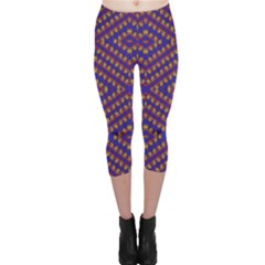 HEARTS Capri Leggings