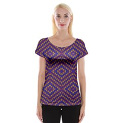 HEARTS Women s Cap Sleeve Top