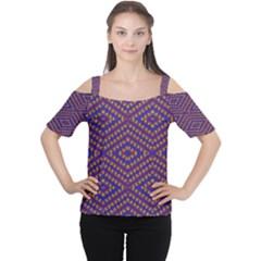 HEARTS Women s Cutout Shoulder Tee