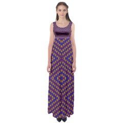 HEARTS Empire Waist Maxi Dress