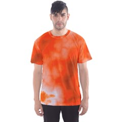 Orange Essence  Men s Sport Mesh Tee