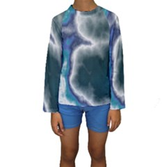 Oceanic Kid s Long Sleeve Swimwear