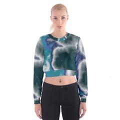 Oceanic Women s Cropped Sweatshirt