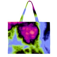 Insane Color Large Tote Bag