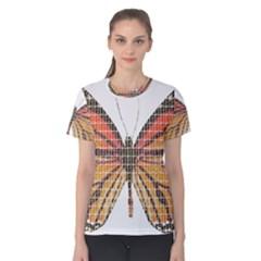 Butterfly Women s Cotton Tee