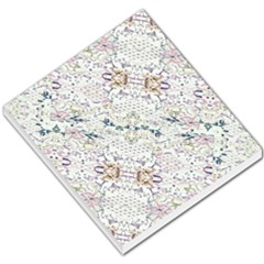Oriental Floral Ornate Small Memo Pads
