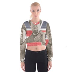 Churchill 1 Women s Cropped Sweatshirt