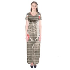 Churchill 1 Short Sleeve Maxi Dress
