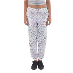 Oriental Floral Ornate Women s Jogger Sweatpants