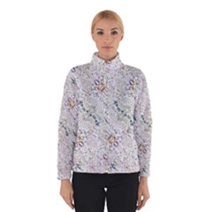 Oriental Floral Ornate Winterwear