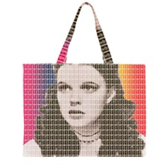 Over the Rainbow Large Tote Bag