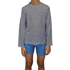 Holy Crossw Kid s Long Sleeve Swimwear